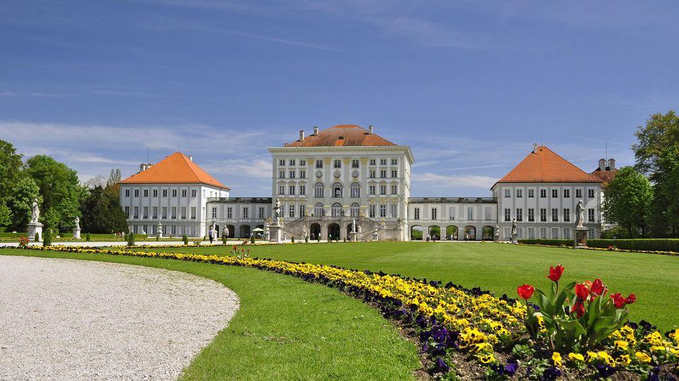 Οι κήποι του Schloss Nymphenburg - ταξίδι στο Μόναχο
