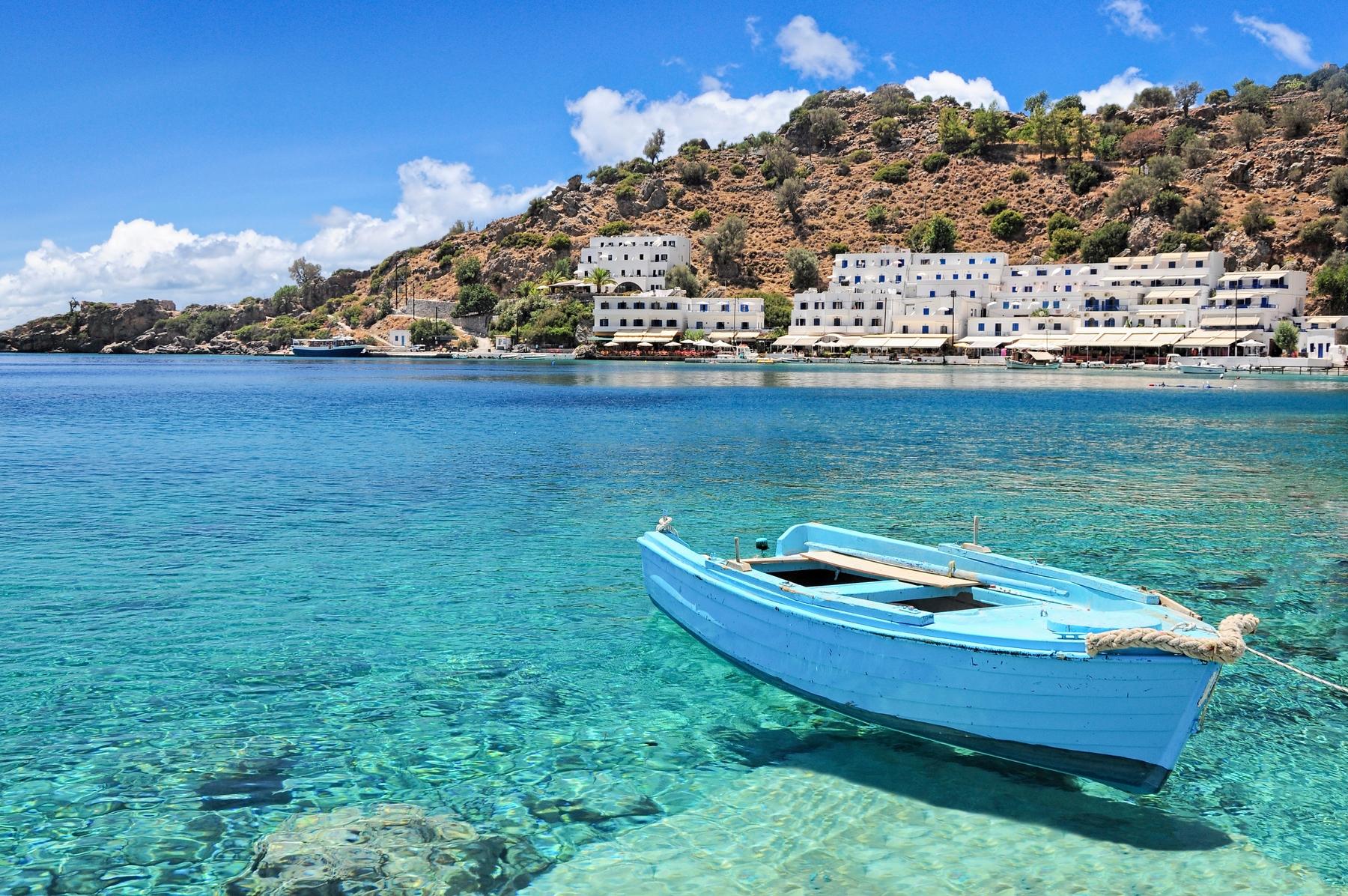 Сколько стоит съездить на остров Крит на майские