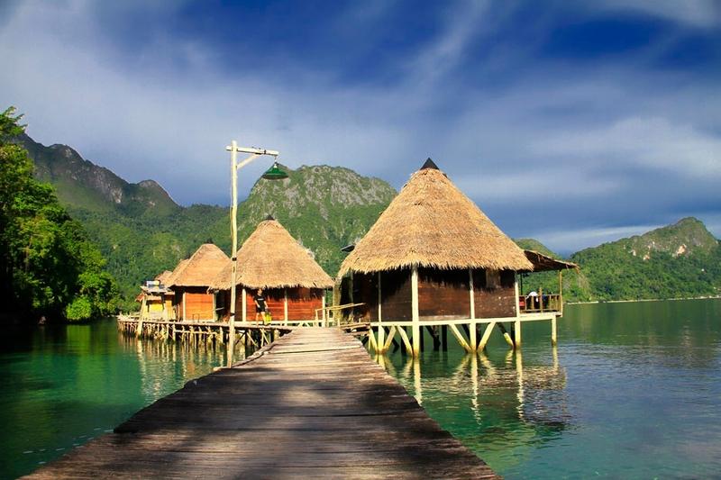 Отпуск на Молуккских островах