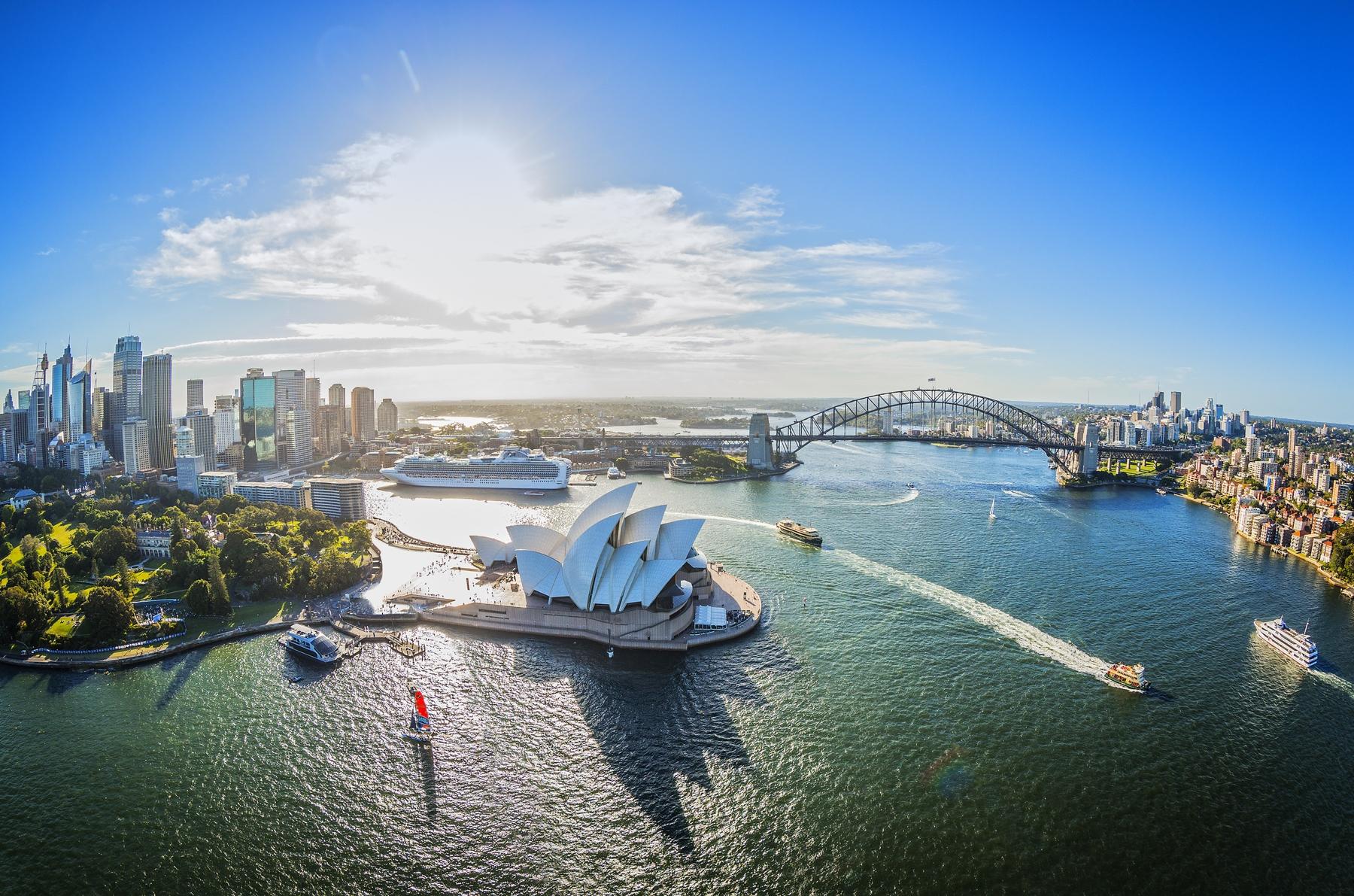 Vakantie Sydney Australië