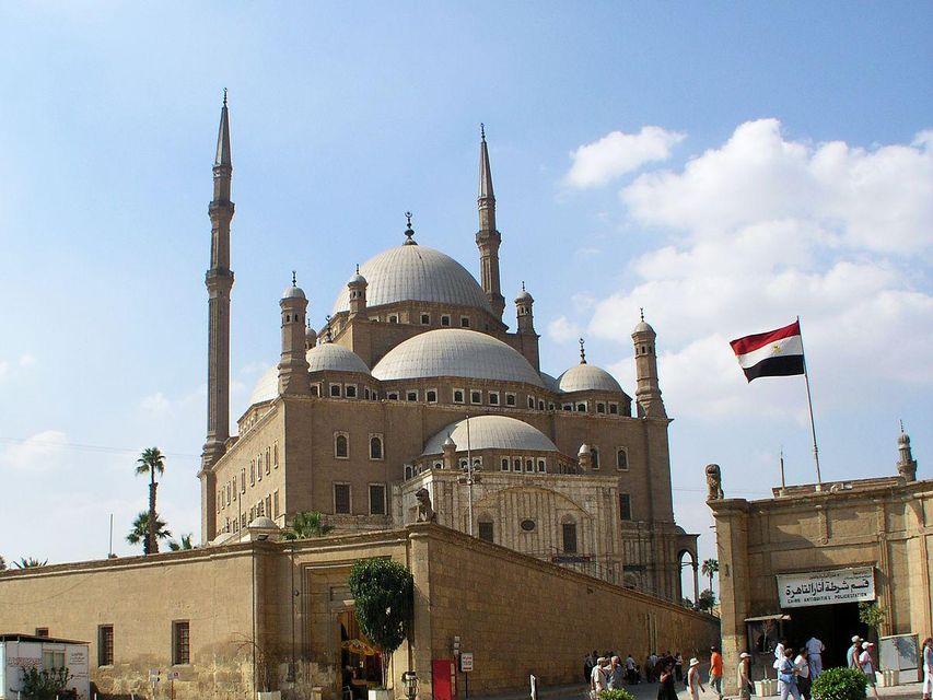 Muhammad-Ali-Moschee, Kairo