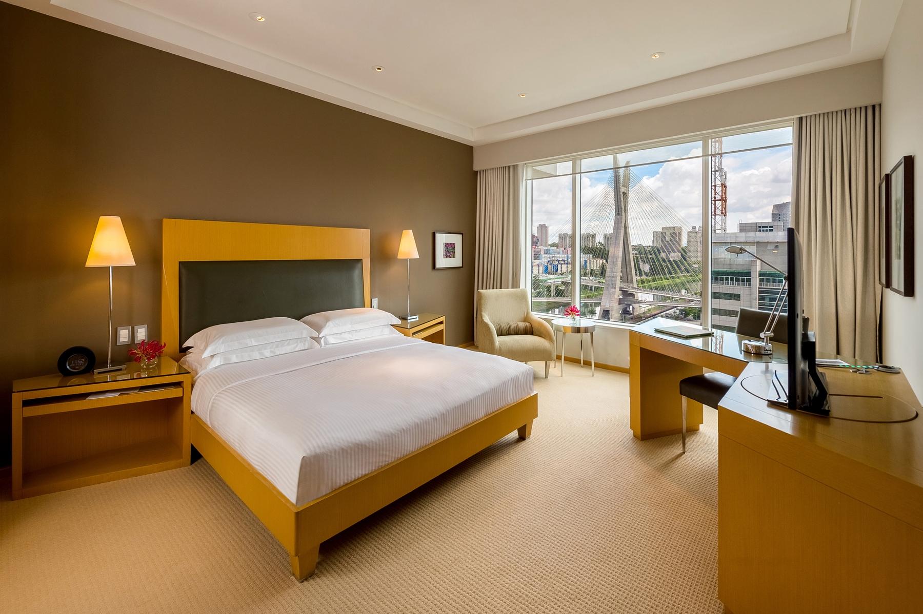 hotéis para uma viagem a trabalho