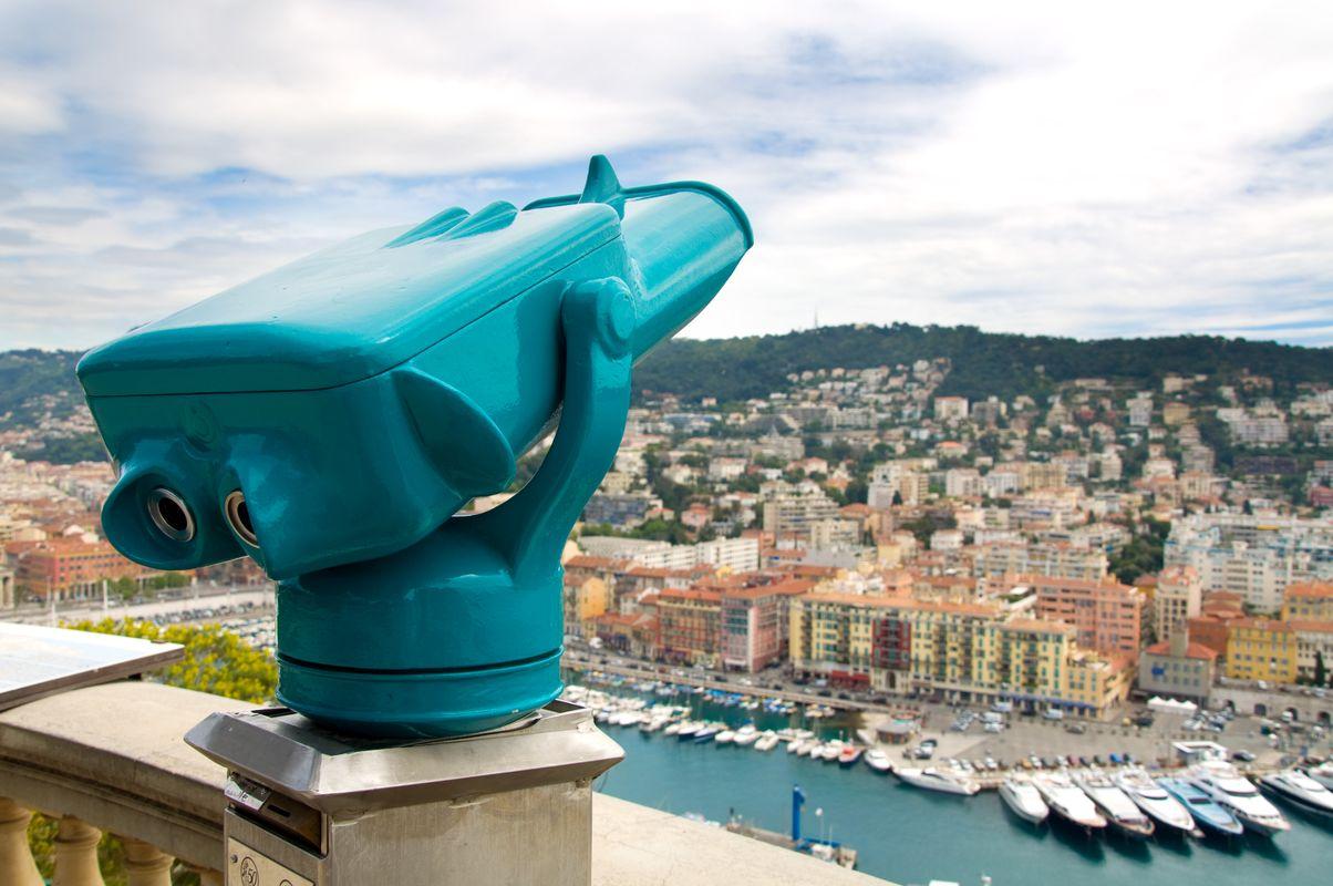 Cosa vedere a Nizza: Monte Boron