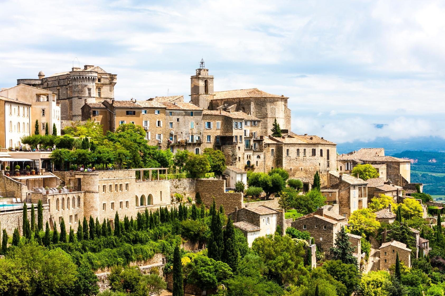 Provence, Gordes