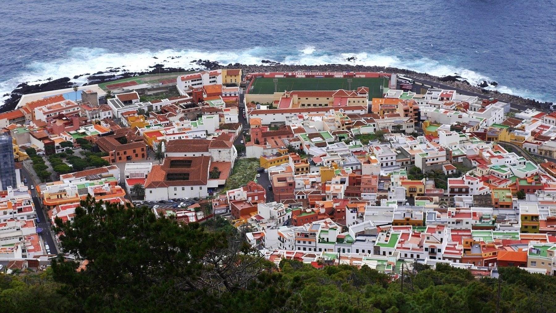 Garachico pueblos más bonitos de España