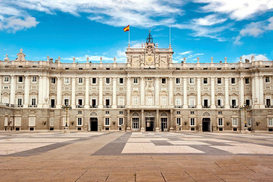 palacio real ispanya kraliyet sarayı