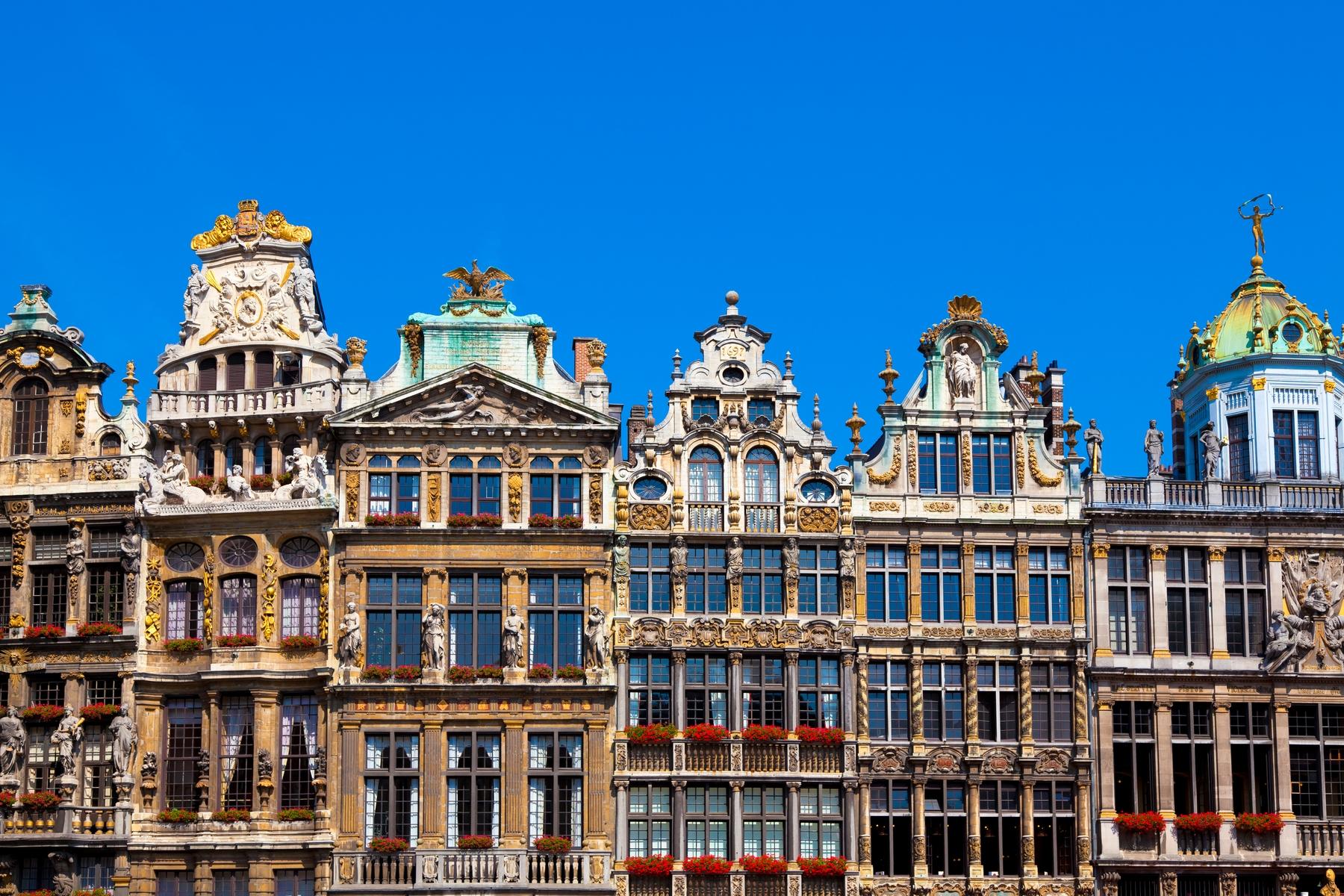 Bruxelles est une superbe destination pour les vacances d'hiver - partir en janvier 2021