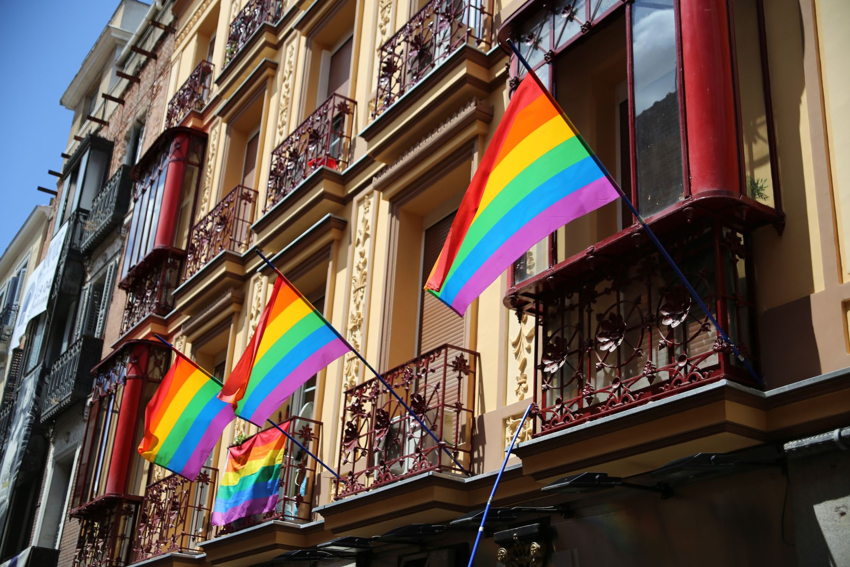 Celebraciones del Orgullo Gay en España