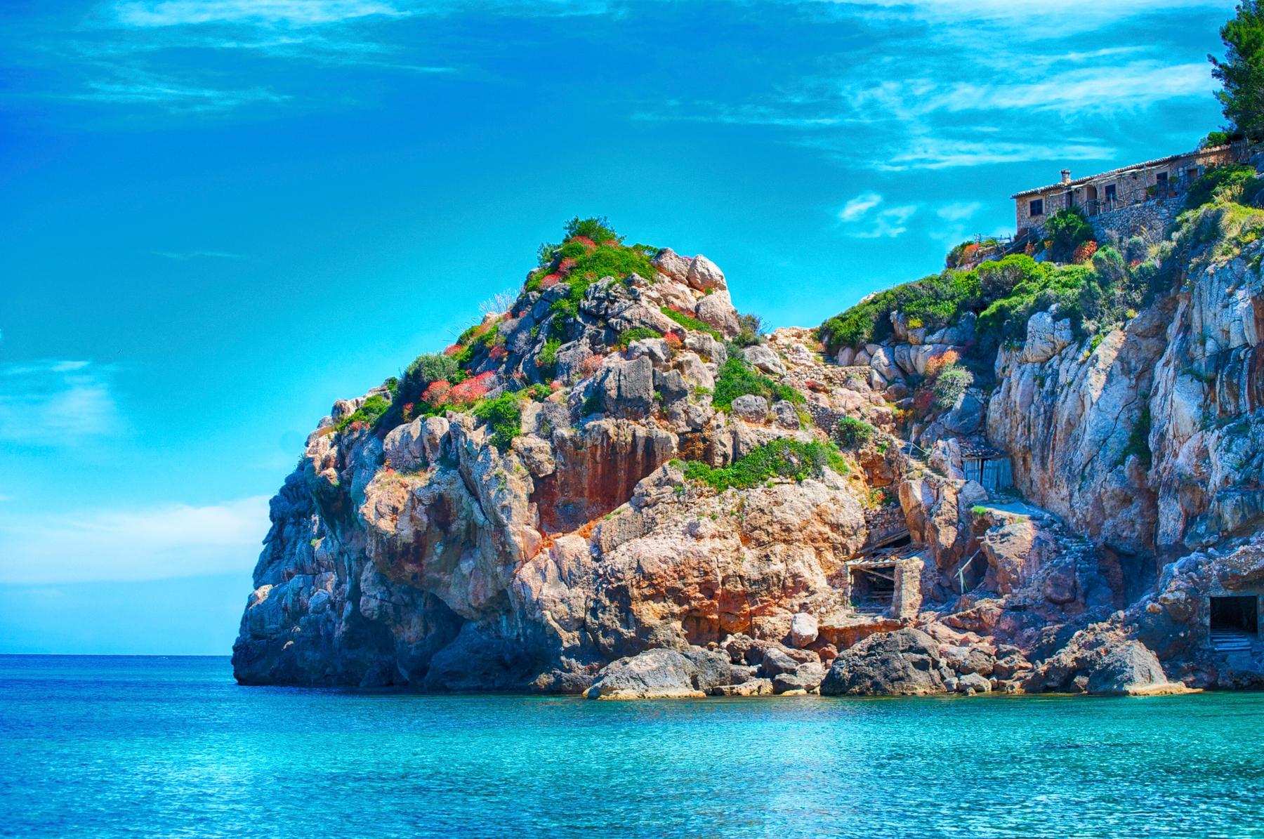 Spiagge di Maiorca: Cala de Los Moros