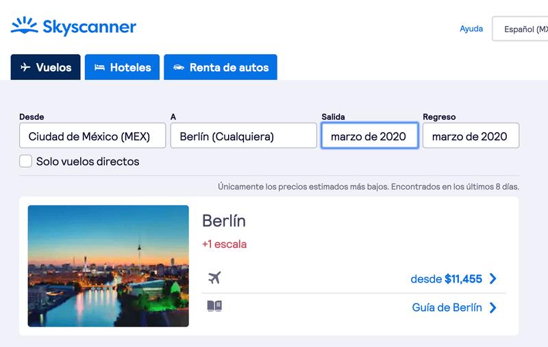 ciudades baratas de europa vuelos
