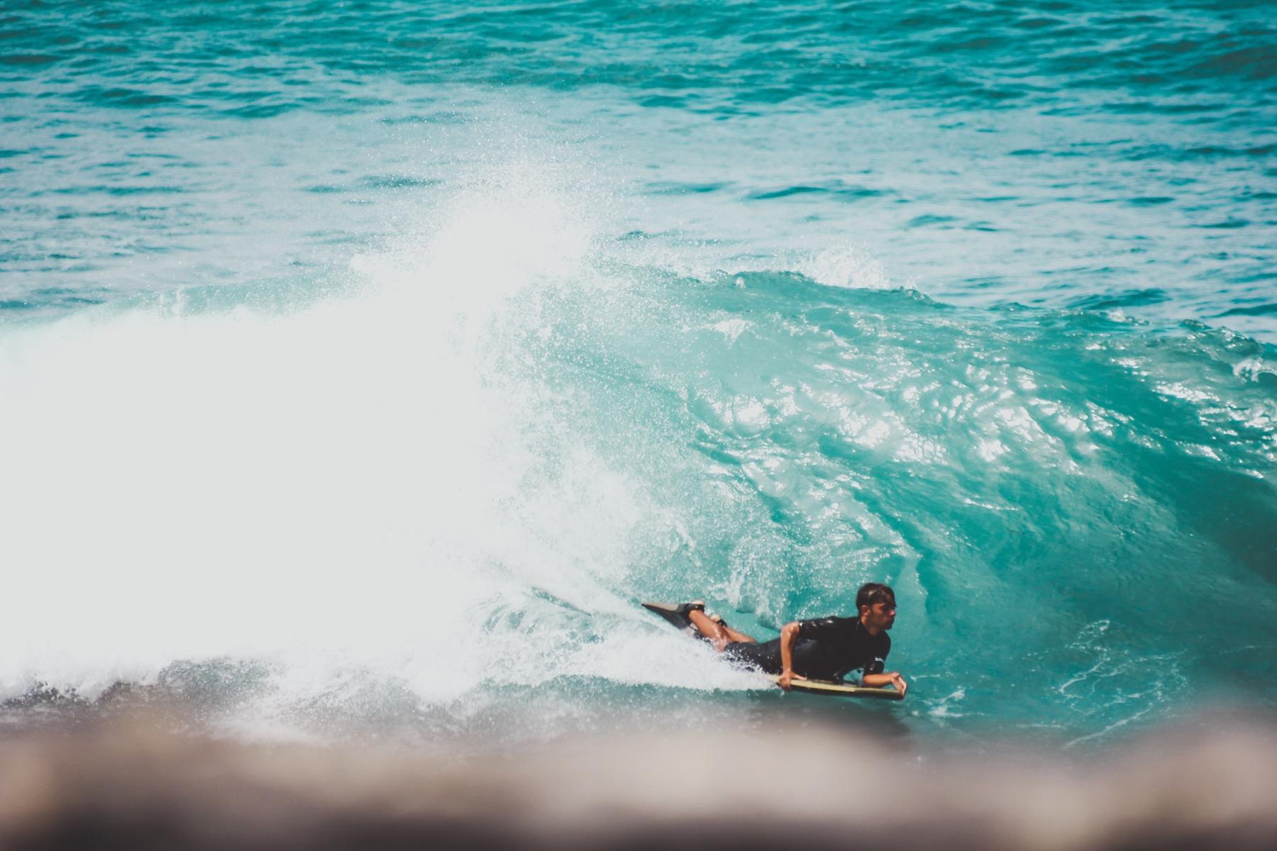 Surfen Fuerteventura Canarische Eilanden