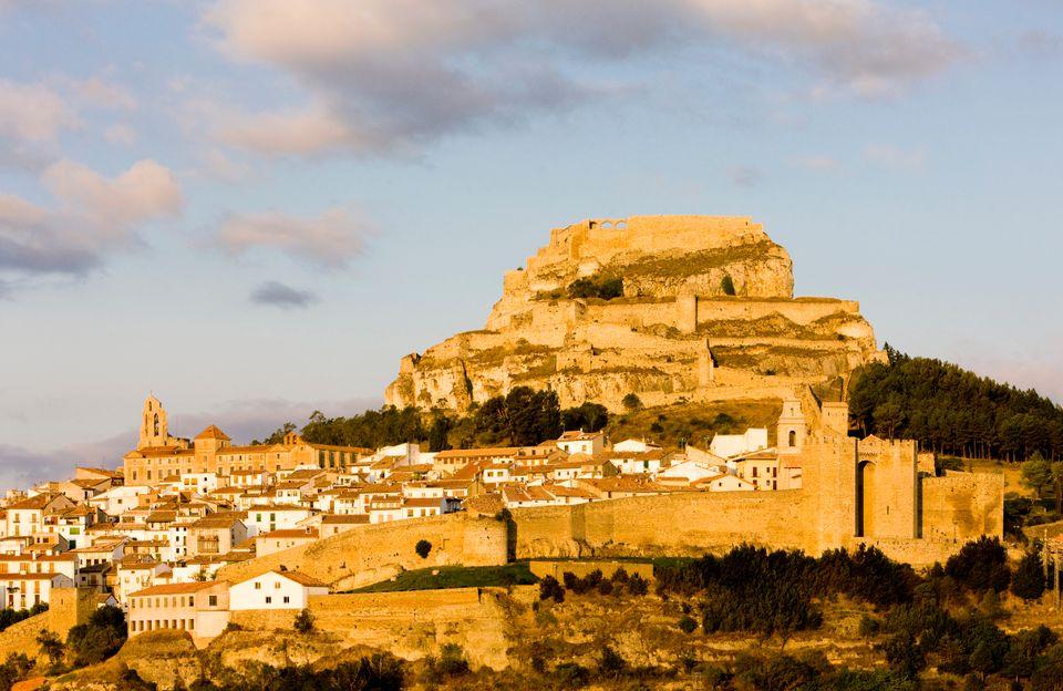 На машине по Испании. Автономное сообщество Арагон