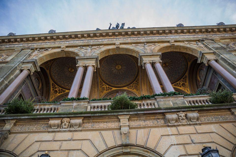 To Βασιλικό Θέατρο της Δανίας, Κοπεγχάγη