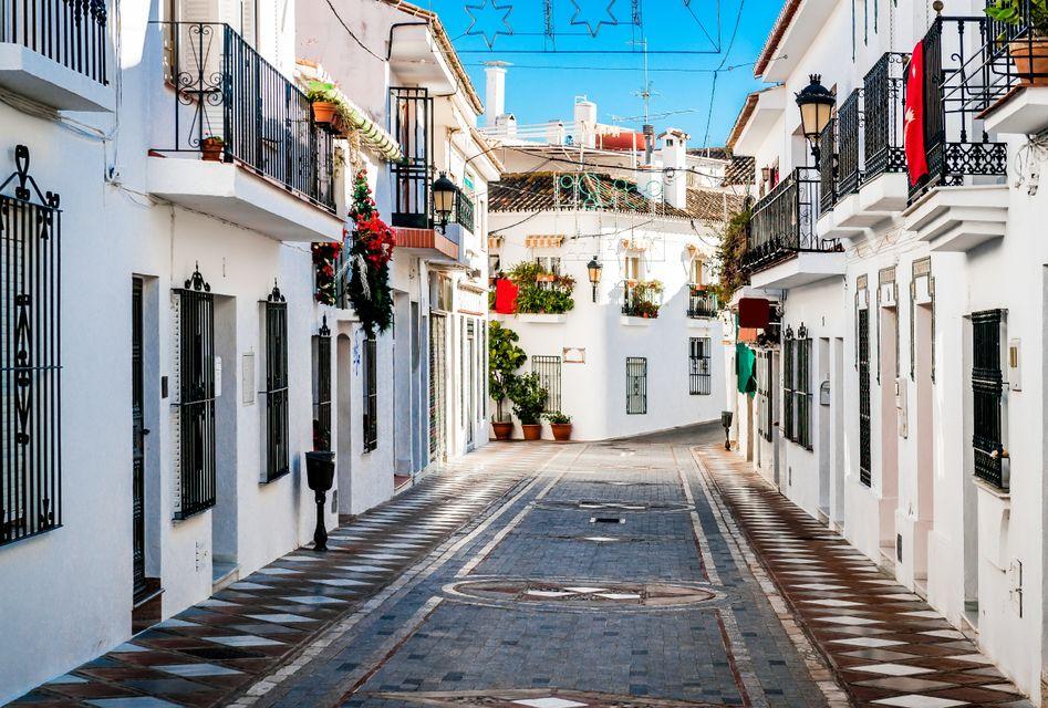 Road trip Espanja: Benalmadena
