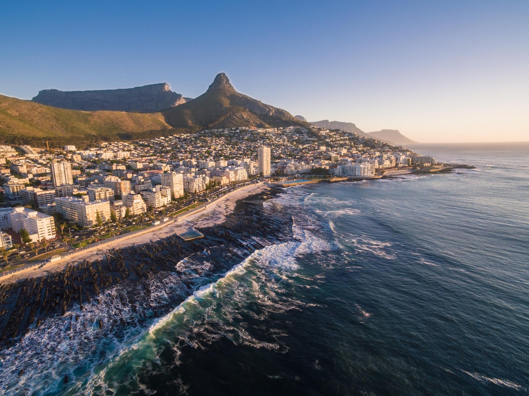 Найти дешевые билеты в Южную Африку