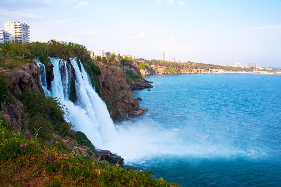 Düden-vattenfallen