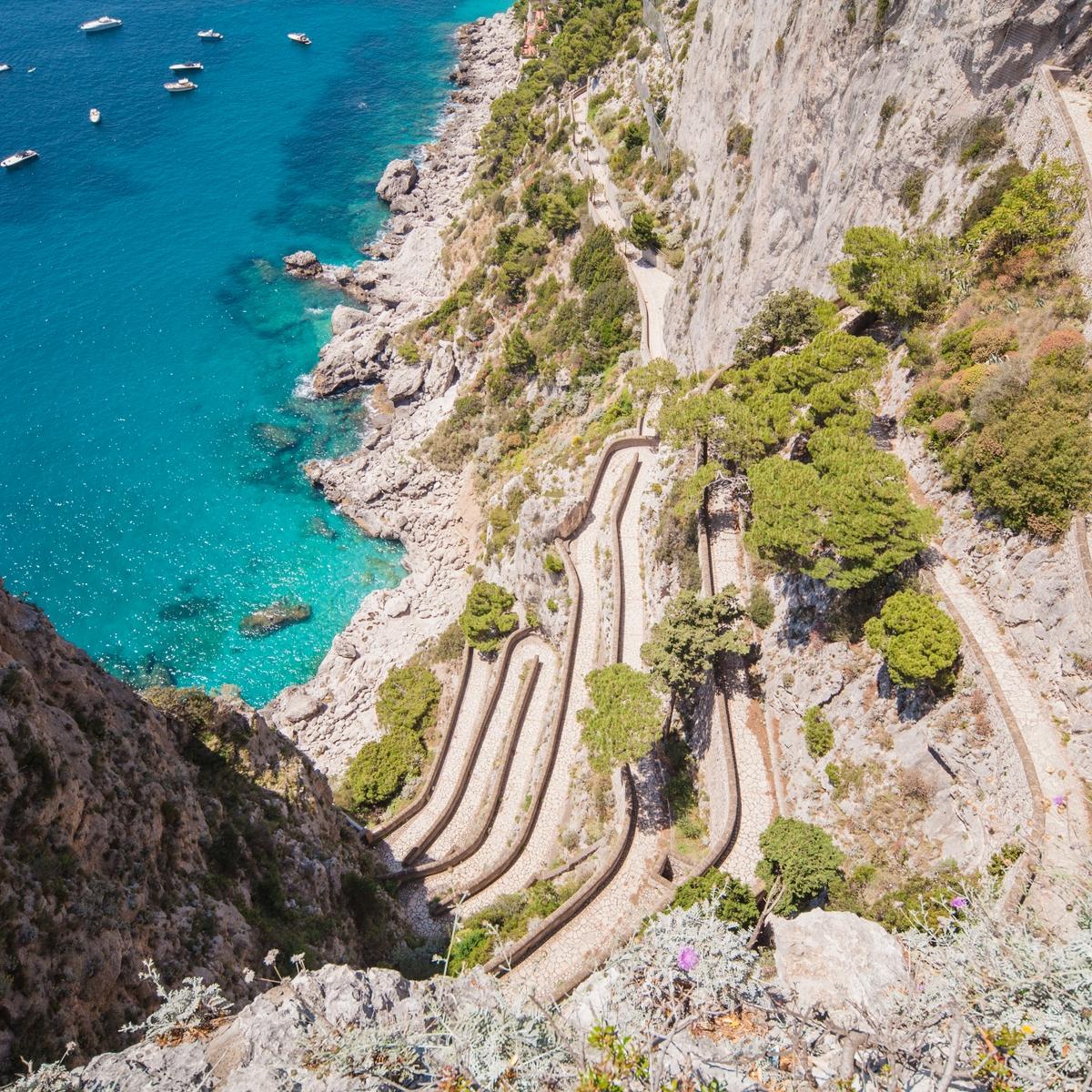 Spiagge di Napoli: Marina Piccola