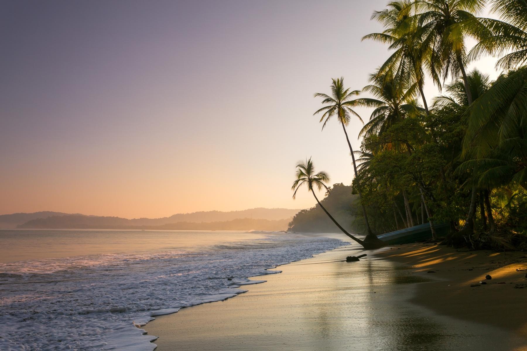 Теплый отпуск зимой: авиабилеты в Коста-Рику