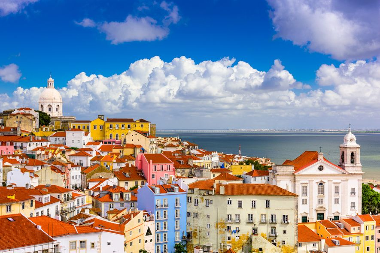 Eurowings Black Friday Angebote: Lissabon, Portugal