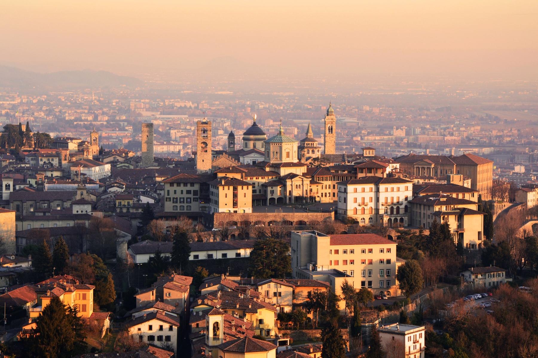 cosa fare a Milano - Bergamo