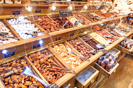 Chocolates in Paris