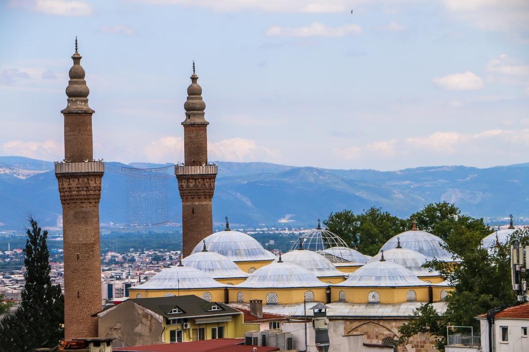 Bursa Ulu Camii - Bursa Ramazan Etkinlikleri
