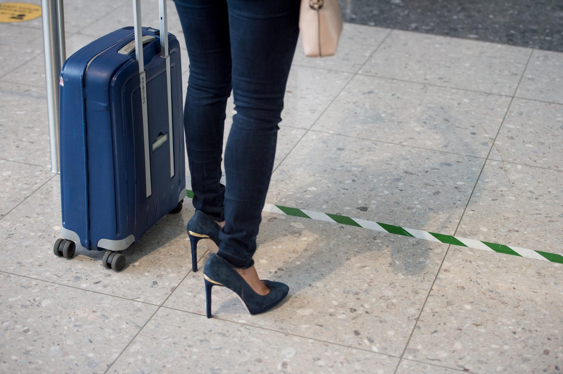 Comment se comporter à l'aéroport pendant le coronavirus ?