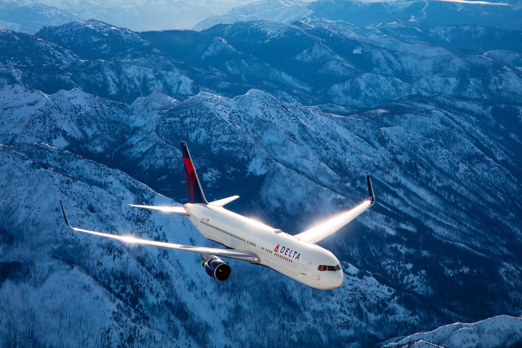 Delta Airlines vlucht