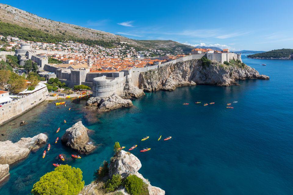 Eurowings Black Friday Angebote: Dubrovnik, Kroatien