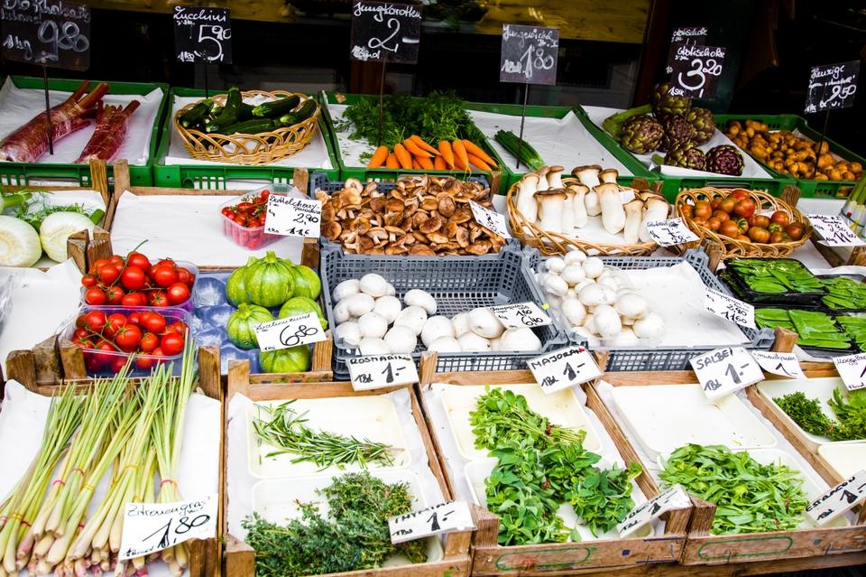 Viyana'da Türk Marketleri