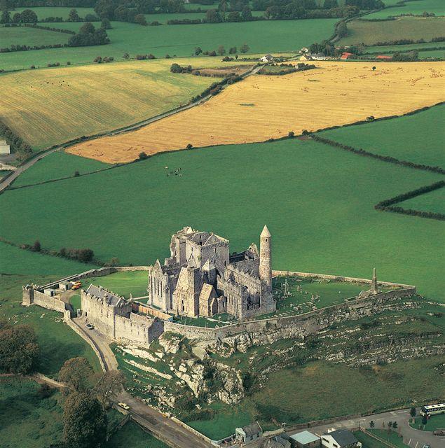 Die schönsten Sehenswürdigkeiten Irlands: Rock of Cashel, Cashel, County Tipperary
