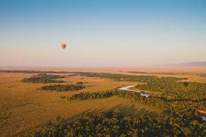 Die schönsten Nationalparks in Afrika: Masai (Masaai) Mara Nationalpark, Kenia