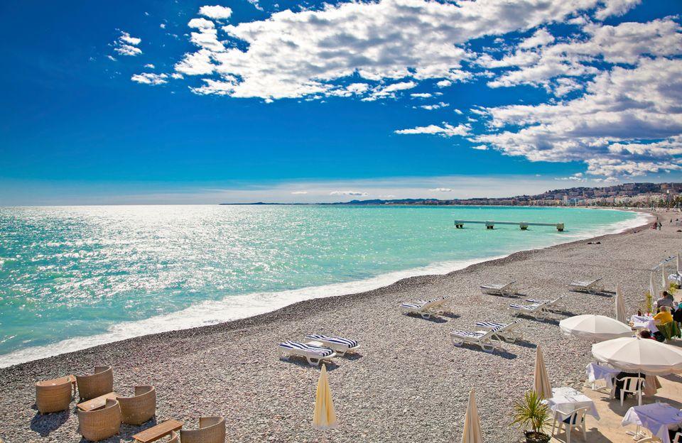 Passeggiata costiera da Nizza a Villefranche sur Mer