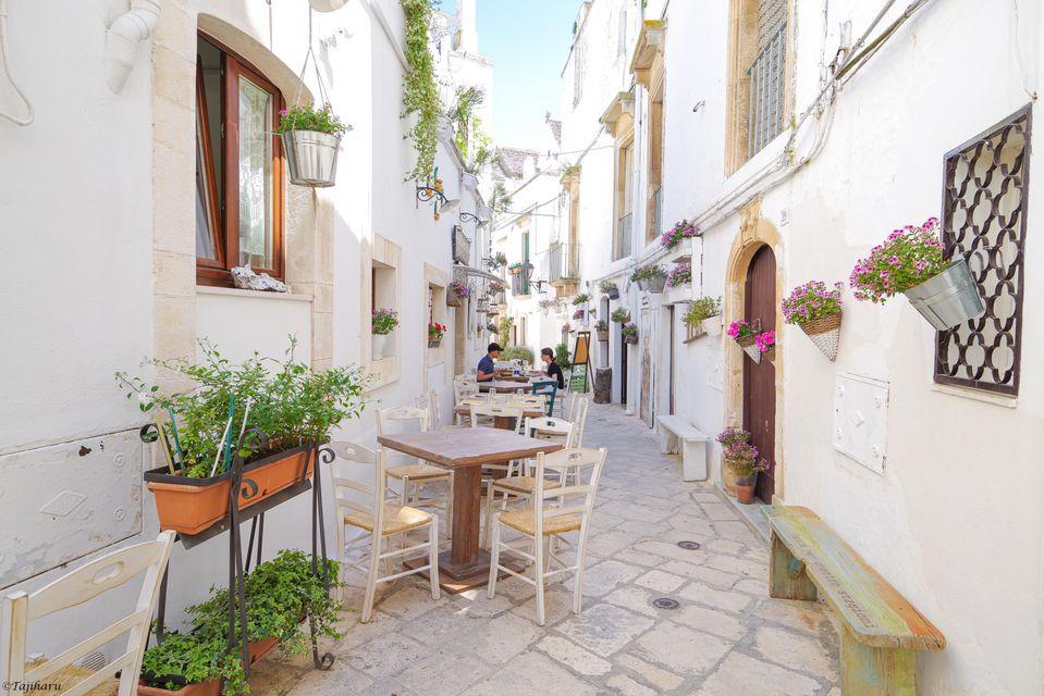 「イタリアの最も美しい村」ロコロトンド7