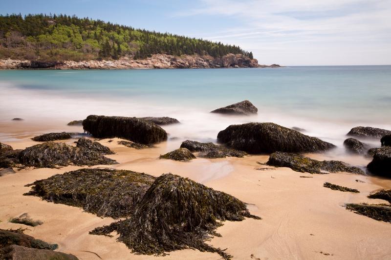 Die schönsten Strände in Amerika: Sand Beach – Acadia National Park, Maine