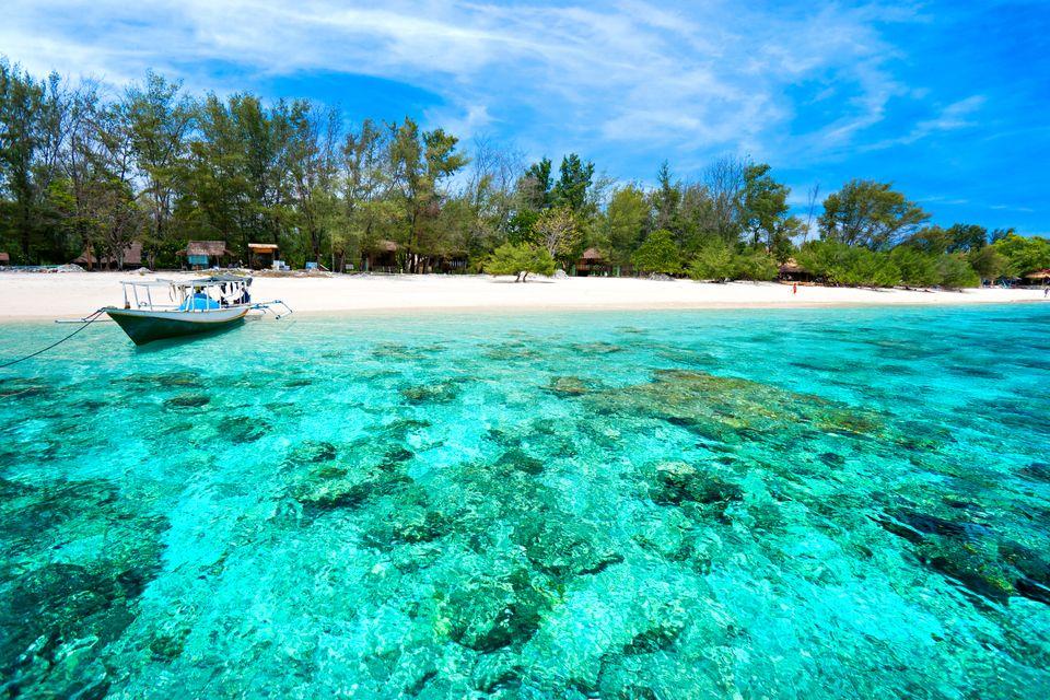 インドネシア ギリ・ トラワンガン|ギリ島