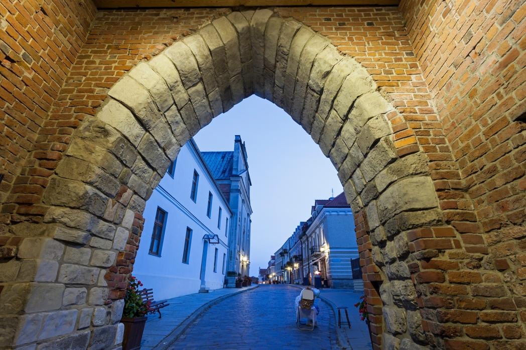 Najpiękniejsze miasta w Polsce - Sandomierz