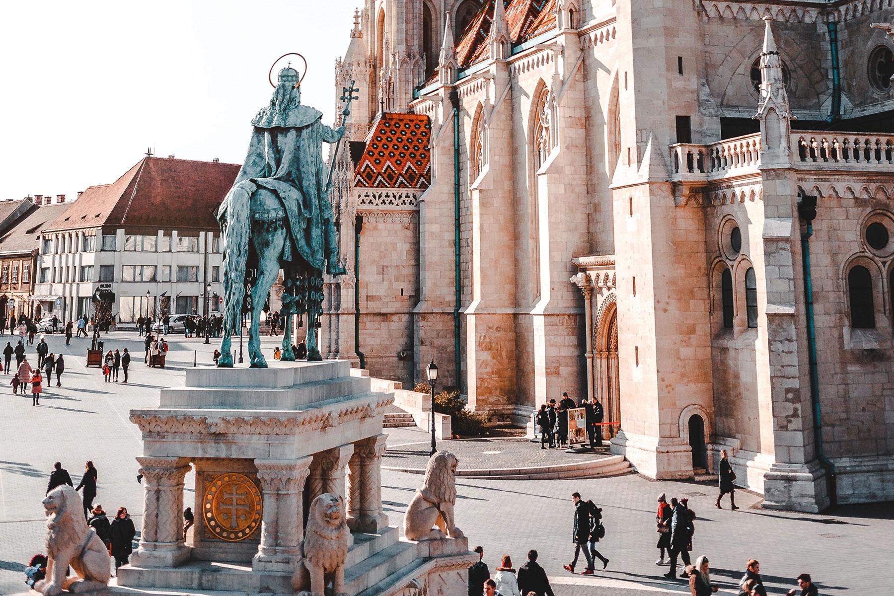 Stedentrip Europa Boedapest