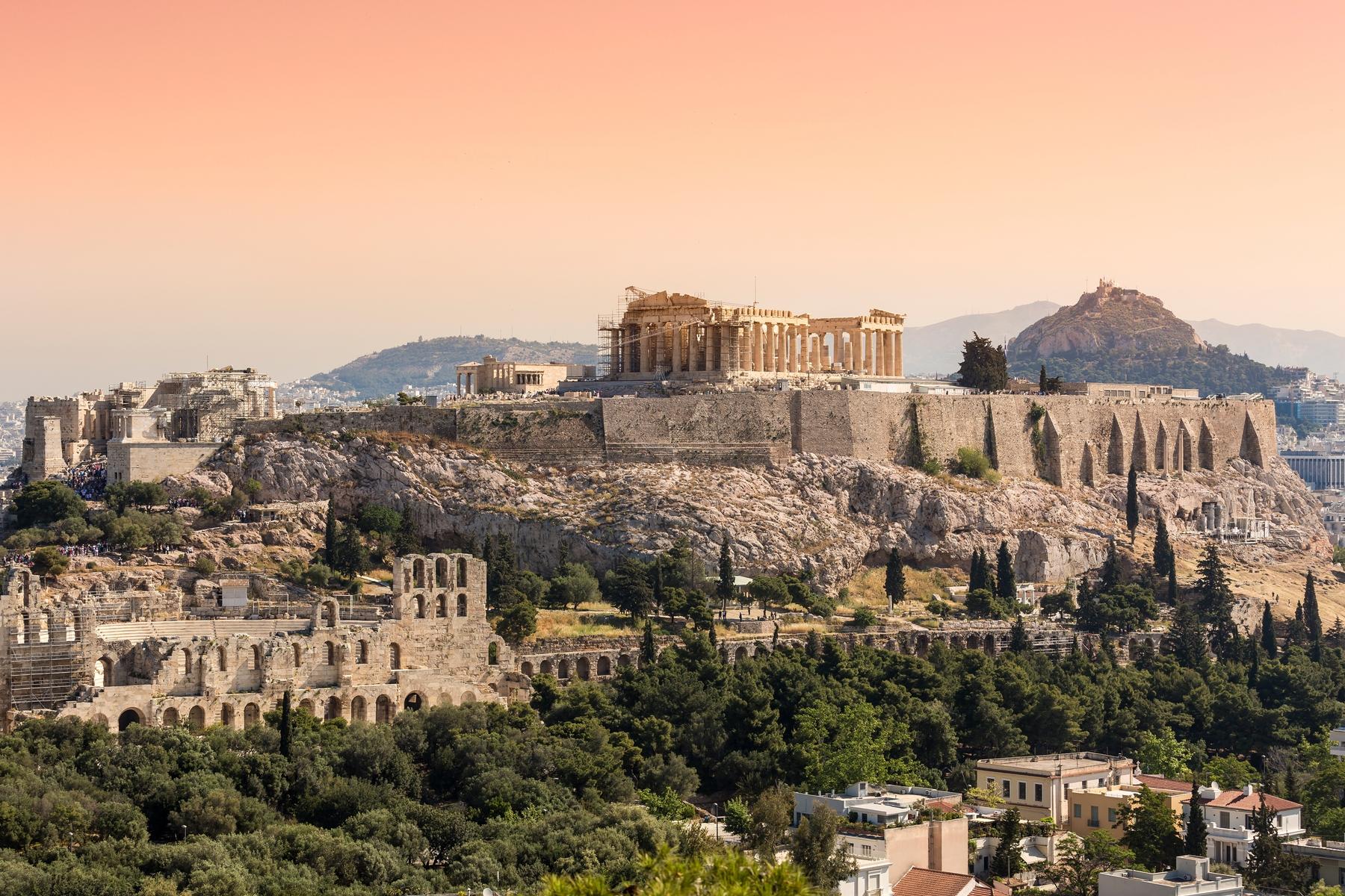 Dove andare a marzo in vacanza: Atene