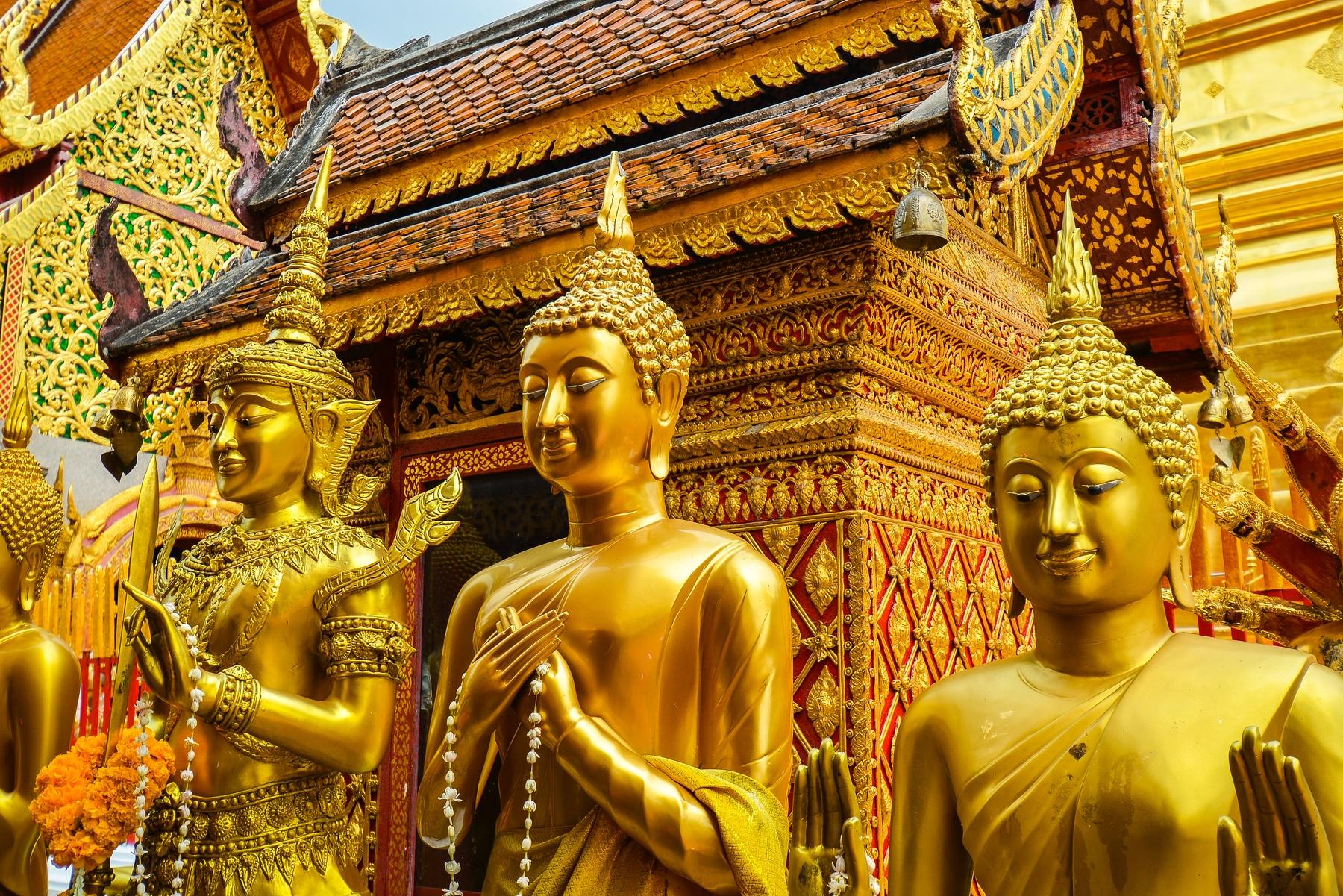 Таиланд — одна из самых комфортных стран для первой поездки в Азию