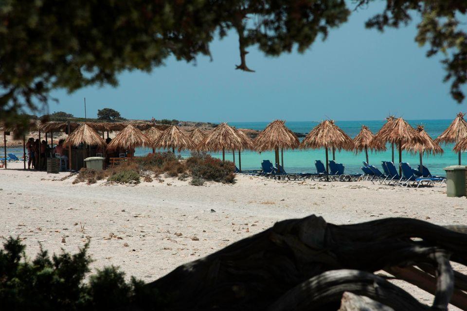 Die malerischsten Orte auf Kreta: Insel Chrysi (Chrisi), Lasithi (Lybisches Meer)