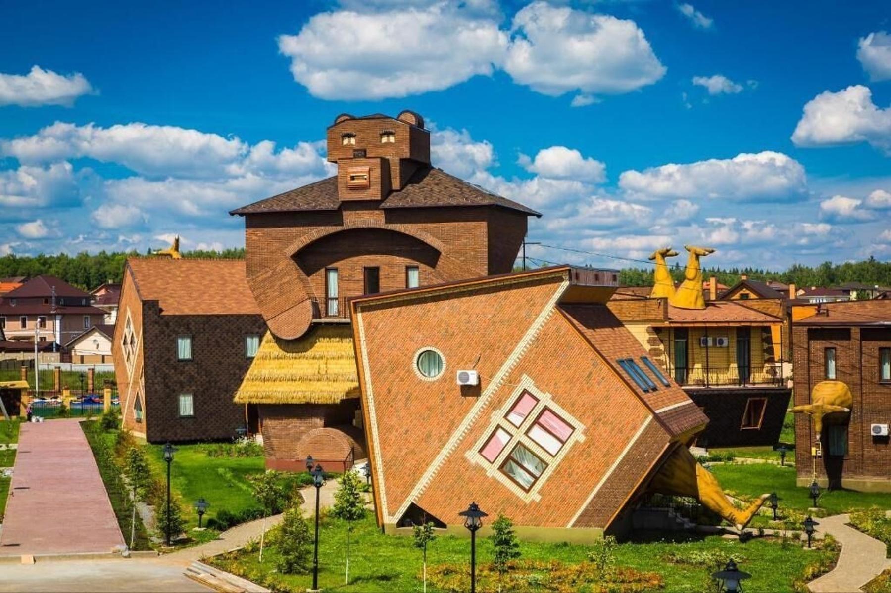 Отдых с детьми в Подмосковье: загородный отель-клуб «Лачи»