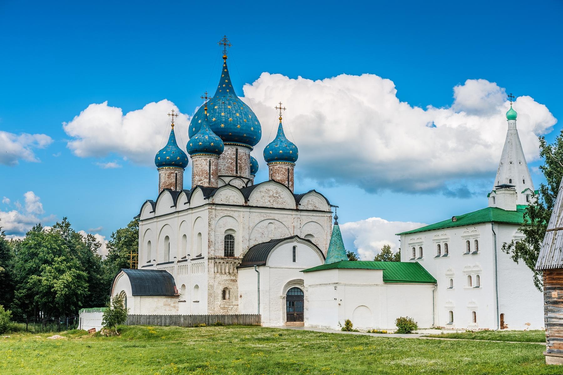 Богородице-Рождественский собор (Суздаль)