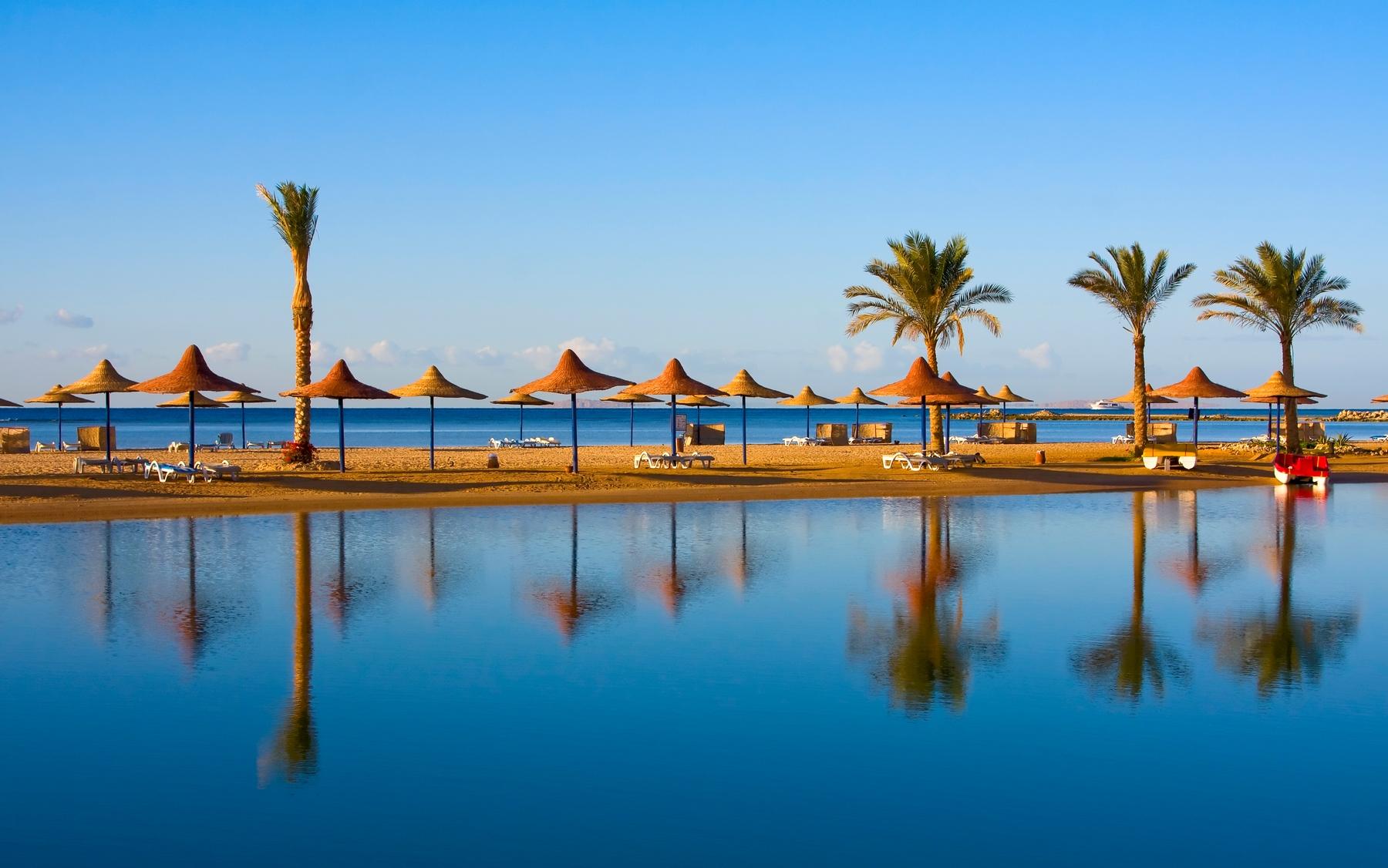 Куда можно полететь летом: Египет