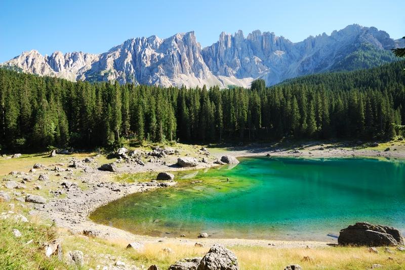 Paesaggi bellissimi del mondo - Dolomiti