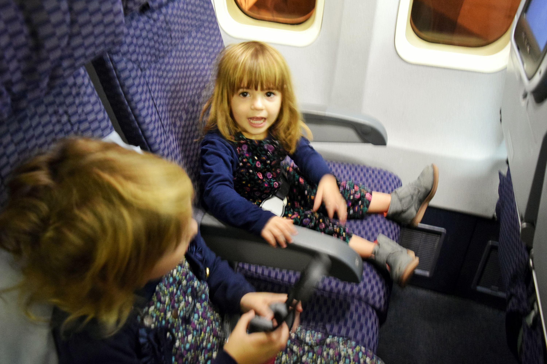 Ασυνόδευτα παιδιά στο αεροπλάνο