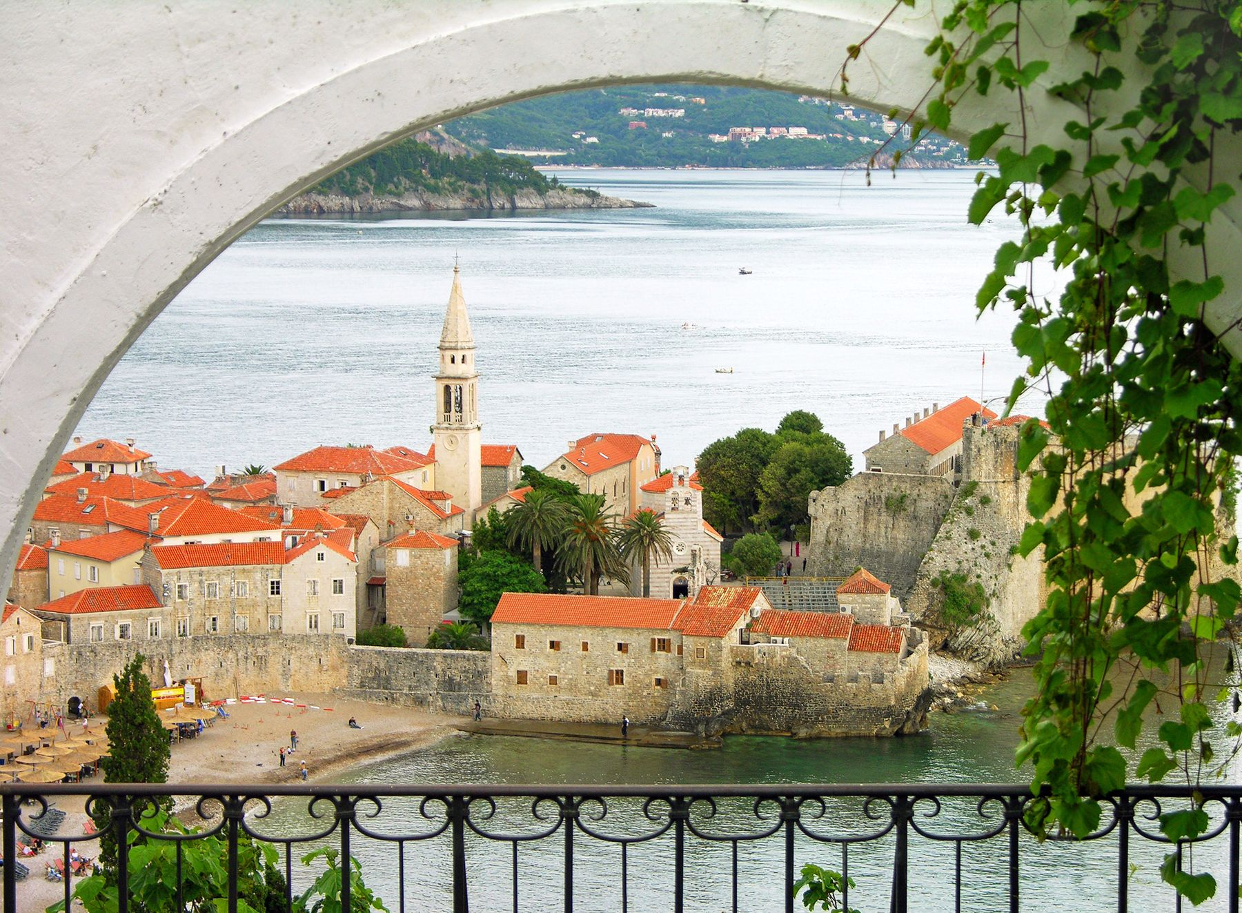 montenegro viajes para enero