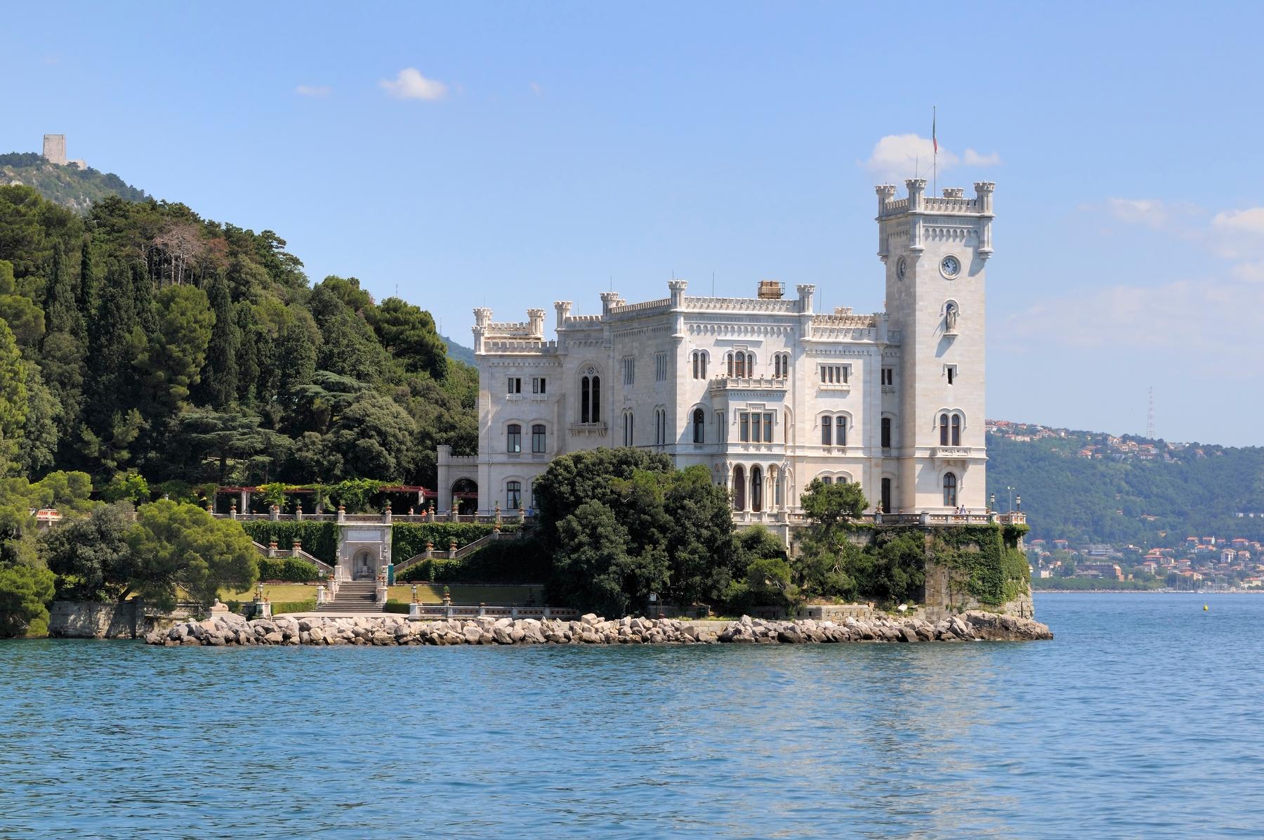 Castello di Miramare- Trieste