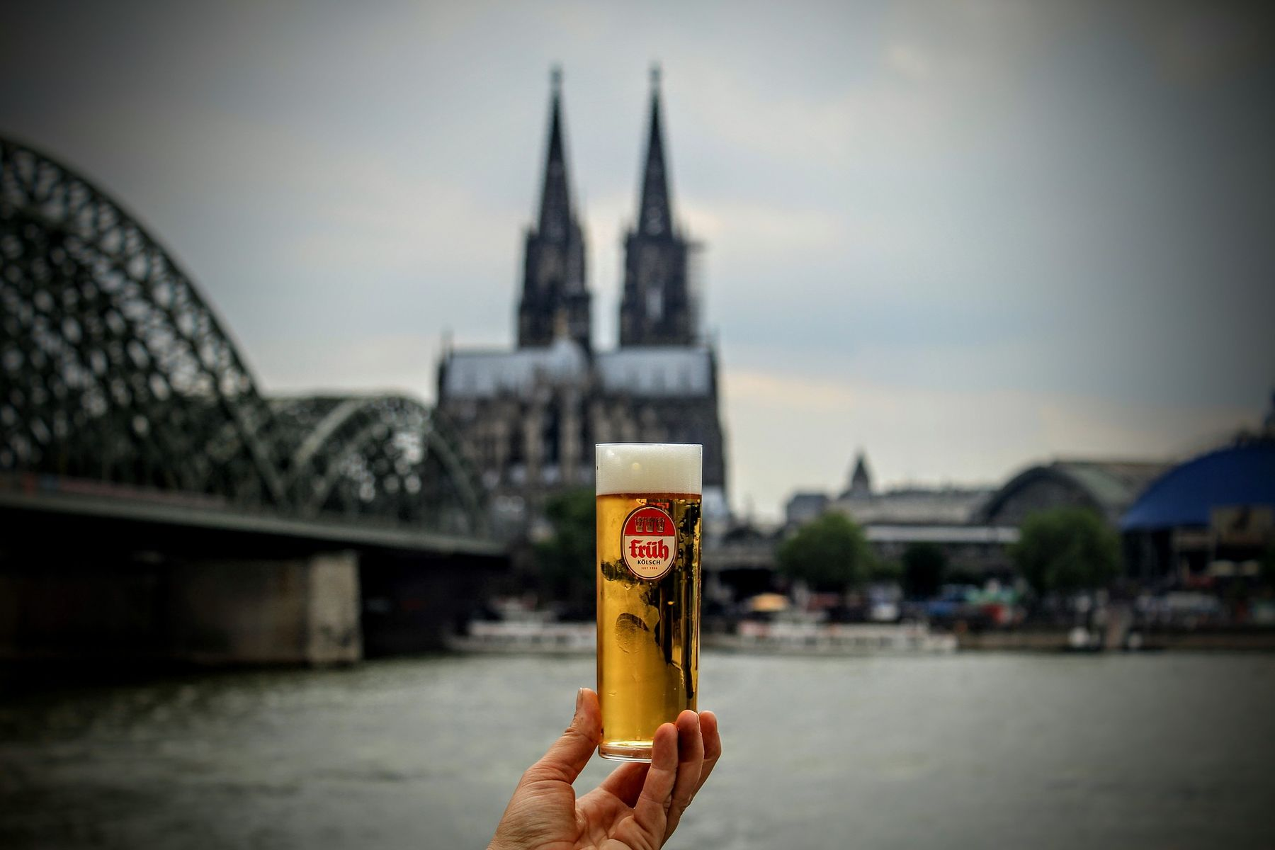 Kölsch trinken in Köln