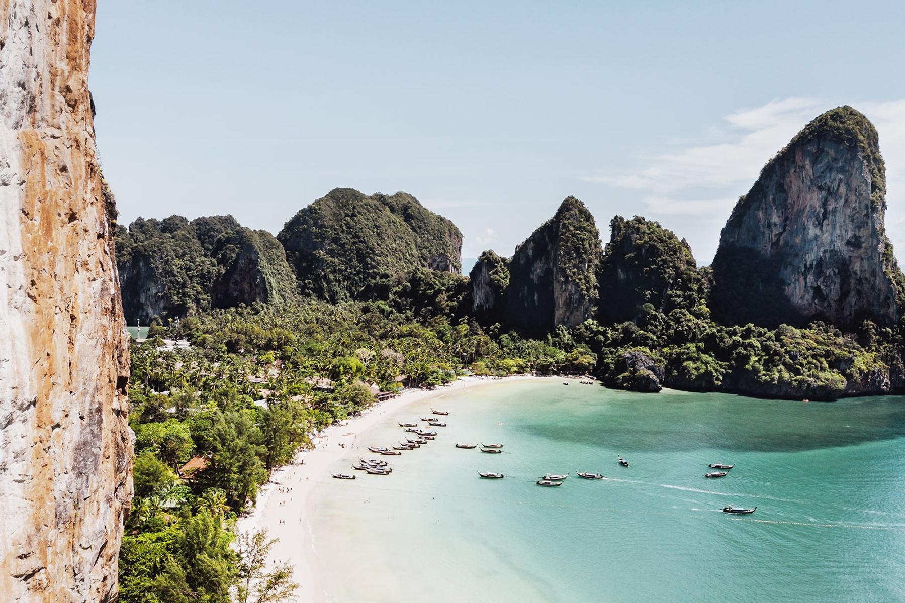 Nach Phuket können derzeit nur Geimpfte und Genesene reisen